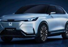 Honda, SUV E Prototype, Google, Android Automotive, Android Auto, infotainment