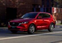 Mazda CX-5 ordini Italia