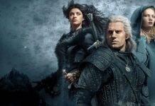 The Witcher, Netflix, Henry Cavill, Geralt di Rivia, TUDUM