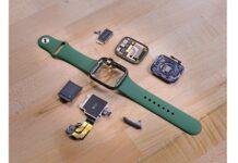 Apple, Apple Watch, Series 7, iFixit, Teardown