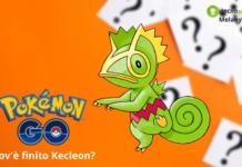Pokémon GO: perché Kecleon non è ancora arrivato sul videogame Niantic?