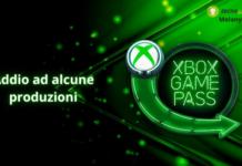Xbox Game Pass: addio ad alcune produzioni, ecco quali sono