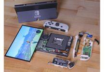 Nintendo, Switch OLED, Switch, iFixit, teardown