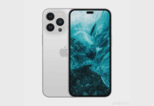 iPhone 14 notch
