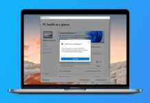 Windows-11 mac apple