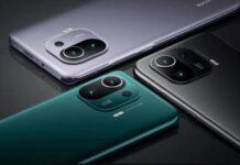 Xiaomi Mi 12 rumors specifiche