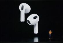 Apple presenta ufficialmente i nuovi AirPods 3 con Spatial Audio e tanta qualità